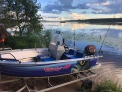Лодка Fishboat