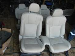 Комплект сидений кожаный Mitsubishi Outlander