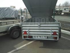 Прицеп для дачи (с высоким бортом) МЗСА 817710.014 в Усть-Куте