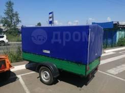 Иркут - 3 зеленый с высоким тентом синий в Усть-Илимске