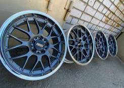 BBS RS GT R18 J8.5 ET15 + Dunlop Direzza B 02 235 40 18