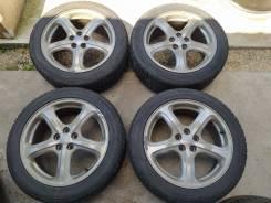 Комплект колес Subaru бесплатная доставка до ТК
