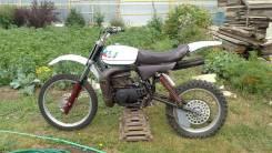 Кроссовый мотоцикл, 1993