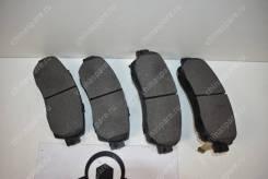 Колодка тормозная передняя (Комплект) DongFeng AX7 [4546005]