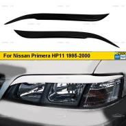 Реснички на фары для Nissan Primera HP11