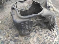 Кожух охлаждения цилиндра на мопед Дио АФ 61(АФ67
