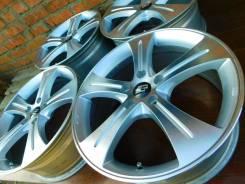 Продам комплект литья R18, 5/114,3 «GAR MR Wheels»