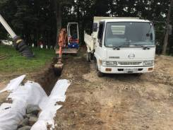 Услуги мини Эксковатора 3 тонны