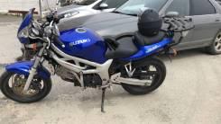 Suzuki SV 400, 2002