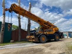 Услуги Самоходного Крана Кобелко 35 тонн и 26 тонн 1800 рублей час