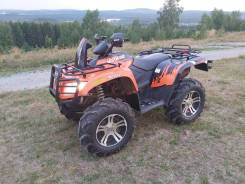 Arctic Cat Mudpro 700, 2012