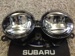 Туманки с накладками Subaru Forester sk