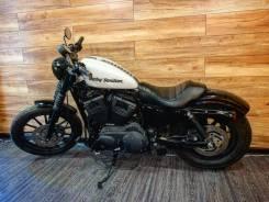 Harley-Davidson Sportster 883, 2008