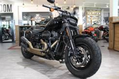 Harley-Davidson Fat Bob, 2018