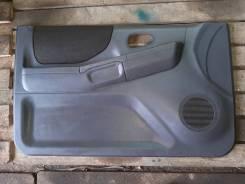 Обшивка двери передняя левая Mitsubishi Pajero Mini H56A 4A30