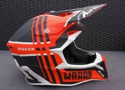 Шлем для мотокросса Airoh Wraap новый