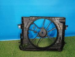 Диффузор радиатора Nissan Terrano III (D10) ( 2014 - Н. В. )