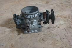 Заслонка дроссельная механическая Hyundai Santa Fe (SM)/ Santa Fe Classic 2000-2012 [3510037310]