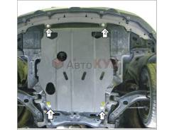 Защита картера и КПП Honda Airwave