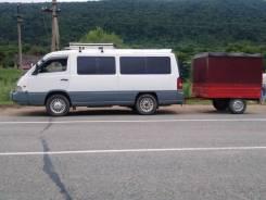Водитель с микроавтобусом 14 мест