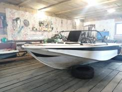 Лодка днепор