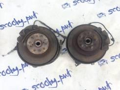 Задние ступицы в сборе с тормозами Субару Импреза GC8 WRX STI