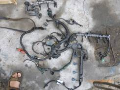 Коса двс Honda Stream RN6, R18A