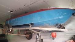 Продам лодку Крым с мотором сузуки 40
