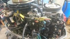 Yamaha F 40 гидроподъём