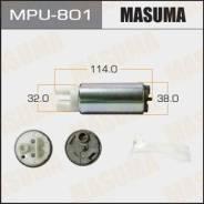 Бензонасос Masuma, с фильтром сеткой MPU-001. Subaru V=1800-2000. Артикул MPU801