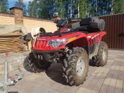 Arctic Cat 650 H1, 2017