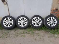 Литые диски R16. Оригинальные Toyota Noah, Voxy.