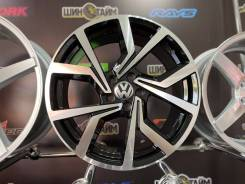 Новые диски Volkswagen R17 7,5J ET42 5*100