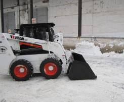 Ковш снеговой 2030 мм для минипогрузчиков