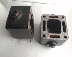 Выхлоп-выхлопные проставки kit riser 76 мм