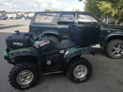 Yamaha Grizzly 660, 2002