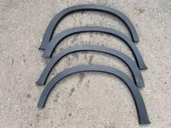 Пластиковые арки крыльев bmw E70 x5