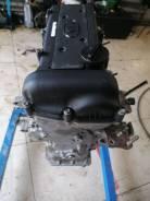 Двигатель Хендай Солярис 1.6, G4FC