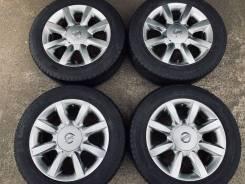 "Колеса 17"" Nissan Teana 215/60R17 Michelin Latitude Tour [VSE4Kolesa]"