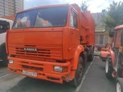 КамАЗ 53605, 2007