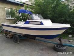 Корпус катера Yamaha Fish-17