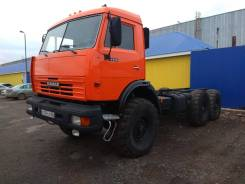 КамАЗ 43114, 2007