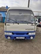 Hyundai Chorus, 1997