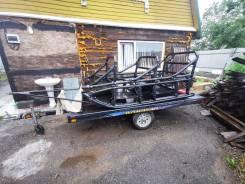 Продам прицеп для снегохода karavan