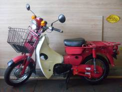Honda Super Cub, 2011