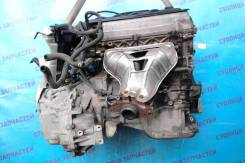 Двигатель Corolla RUNX NZE121 1NZFE U340E комплект