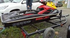 Продаю прицеп caravan TRailers для Гидроциклов+гидроцикл без двигателя