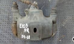Суппорт передний правый Toyota Corolla AE110 контракт под диск 238 *18 [47730-12310]
