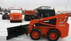 Новый отвал снеговой 2000 мм с гидроповоротом
