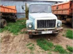 Самосвал ГАЗ САЗ 3507, В г. Елабуге год, 1991